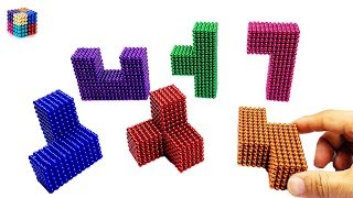 Download Tetris game with Magnet Balls | Magnetic Boy Video