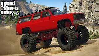 Download LIFTED RANCHER XL EXTREME! 4x4 Off-Roading, Mudding, & Hill Climbing! (GTA 5 PC Mods) Video