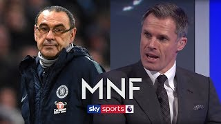 Download Will Chelsea SACK Maurizio Sarri mid season? | Jamie Carragher & Patrick Kluivert | MNF Video