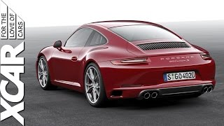 Download New 2016 Porsche 911: Facelifted 991, First Look And Engine Noise - XCAR Video