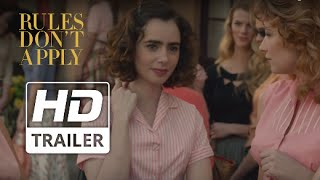 Download Rules Don't Apply   Trailer #1   Official HD 2016 Video