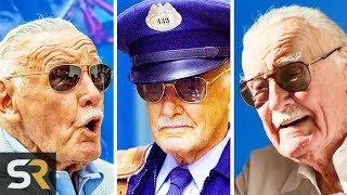 Download Amazing Facts You Didn't Know About Stan Lee's Marvel Cameos Video