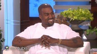 Download Kanye West Goes On MASSIVE Rant On Ellen & Leaves Her Speechless Video