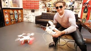 Download A DRONE MIRACLE Video