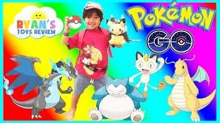 Download POKEMON GO IN REAL LIFE Catching Rare Pokemon Pikachu Video
