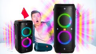 Download JBL шокировали! НОВЫЕ колонки - JBL Charge 4, JBL PartyBox 200 и PartyBox 300 Video