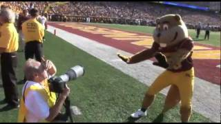 Download Goldy Gopher's 2012 Mascot National Championship Entry Video Video