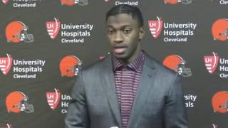 Download Robert Griffin III after Browns lose to Bills Video