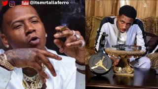 Download NBA Youngboy DIsses Moneybagg Yo The Same Day Their Collab Tape Drops, ″F** That Tape″ Video