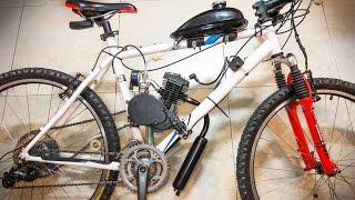 Download TUTORIAL BICIMOTO | Como Montar un Motor de Gasolina en tu Bicicleta | Kit 80cc Video
