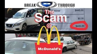 Download The $445 SCAM at McDonald's- How AAA Breakthrough Towing is Cheating People of Their Cars and Money Video