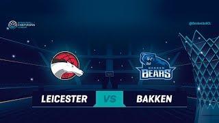 Download Leicester Riders v Bakken Bears - Full Game - Qualif. Rd. 1 - Basketball Champions League 2018-19 Video