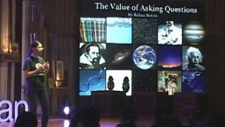 Download The value of asking questions: Reina Reyes at TEDxDiliman Video