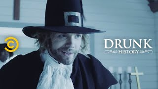 Download Giles Corey and the Salem Witch Trials (feat. Joel McHale) - Drunk History Video