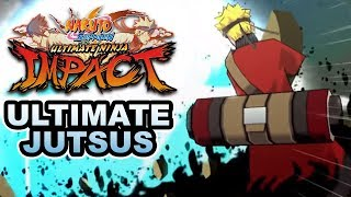 Highly Compressed Naruto Shippuden Ultimate Ninja Impact Psp