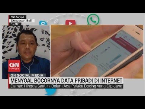 Menyoal Bocornya Data Pribadi di Internet