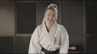 Download Karate with Anne-Marie [BLOOPERS] Video