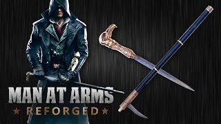 Download Jacob's Cane Sword (Assassin's Creed Syndicate) - Man At Arms: Reforged Video
