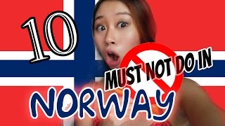 Download 10 Must not Do in Norway 千万别在挪威犯这些十10大错误 Video