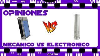 Download Mods mecánicos VS mods electrónicos / la eterna batalla Video