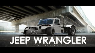 Download JEEP WRANGLER [HOONIGAN] TIMELAPSE RP.DESIGN Video
