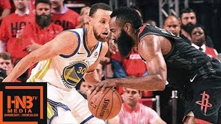 Download Golden State Warriors vs Houston Rockets Full Game Highlights / Game 2 / 2018 NBA Playoffs Video