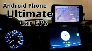 Download Turn Your Old Android Phone/Tablet into the Ultimate Car GPS Video