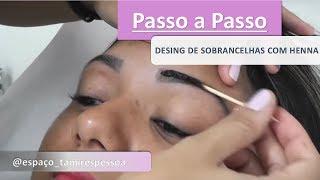 Download Tutorial Design de Sobrancelha com Henna - Tamires Pessoa Video