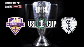 Download 2017 #USLCup - Louisville City FC vs Swope Park Rangers 11/13/17 Video
