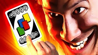 Download THE LEGENDARY +9999 CARD | UNO Video