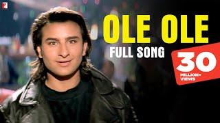 Download Ole Ole - Full Song | Yeh Dillagi | Saif Ali Khan | Kajol | Abhijeet Bhattacharya Video