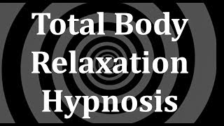 Download Total Body Relaxation Hypnosis Video