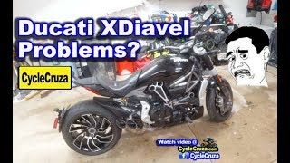 Download Common PROBLEMS with Ducati XDiavel Video