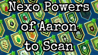 Download NEXO POWERS OF AARON TO SCAN (2017) Video