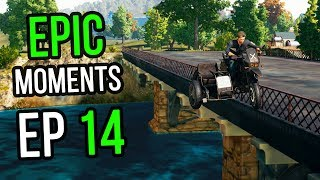 Download PUBG: Epic & Lucky Moments Ep. 14 Video