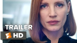 Download Miss Sloane Official Trailer - Teaser (2016) - Jessica Chastain Movie Video