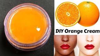 Download DIY Vitamin C / Orange Cream | Skin Whitening & Anti-Aging Cream | Lighten Dark Spots & Blemishes Video