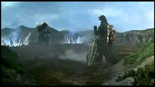 Download Godzilla vs SpaceGodzilla First Fight Video