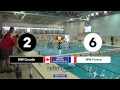 Download G257 - MW CAN vs. FRA - 20th CMAS Underwater Hockey World Championships Video