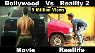 Download Bollywood Vs Reality (Part 2) | Reallife Funny Video | OYE TV Video