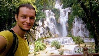 Download Проект ″Поехал″ №18 Лаос, сказочный водопад, медведи, Луангпрабанг Video