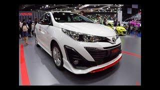 Download New 2018 Sedan Toyota Yaris Ativ TRD 2019 Video