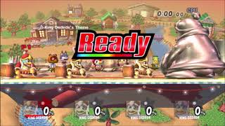 Download (TAS) SSBB All Event Matches in 14:03.00 Video