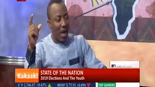 Download Presidential Aspirant Sowore on AIT Video
