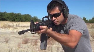 Download Colt M16 A1 Carbine Full auto - Part #1 (Ep10) Video