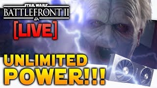 Download ⚡BATTLEFRONT 2 LIVE: New Graphics Card - UNLIMITED POWER! Video