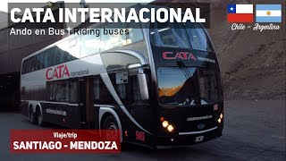 Download Ando en Bus | Viaje Cata Internacional, Santiago - Mendoza + Metalsur Starbus 2 M. Benz Video