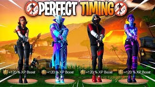 Download TOP 200 PERFECT TIMING MOMENTS IN FORTNITE Video