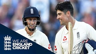 Download Cook And Root Score Centuries Under The Lights - England v West Indies 1st Test Day One 2017 Video
