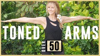 Download 5 Minute Toned Arm workout For Mature Women Over 50 | At Home Workout No equipment Necessary! Video